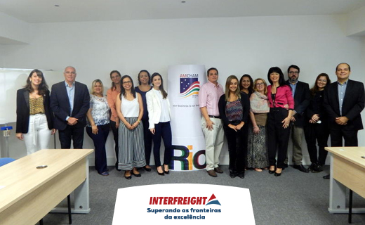 Interfreight no Comitê de RH da Amcham