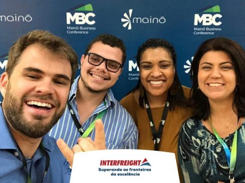 Interfreight no Mainô Business Conference